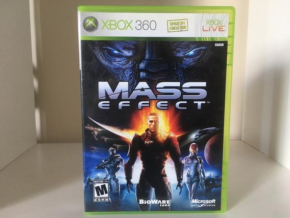 Mass Effect - Xbox 360 - Mídia Física Original