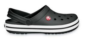 Zapato Crocs Dama Crocband Negro