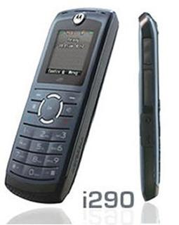 Carcaca Nextel I290 Motorola Original Com Tampa
