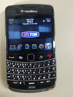 Celular Blackberry Bold 9700 Operadora Tim Sem Acessórios