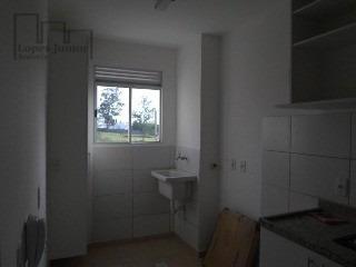 Apartamento Residencial À Venda, Vila Rica, Sorocaba - Ap0728. - Ap0728