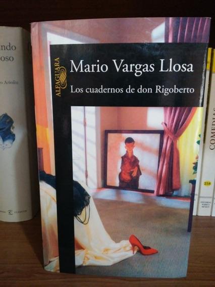 Los Cuadernos De Don Rigoberto,vargas Llosa, Envío Gratis