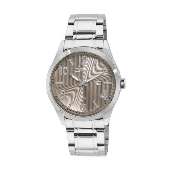 Relógio Condor Masculino Prateado Clássico Social Co2115xc3m