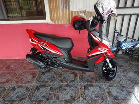 Yamaha Scooter 2017