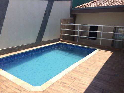 Imagem 1 de 22 de Casa À Venda Em Jardim Novo Campos Elíseos - Ca008935
