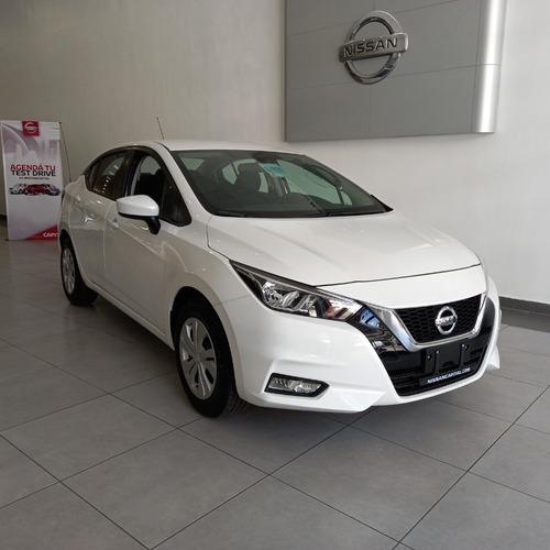 Nuevo Nissan Versa Sense Mt 2021
