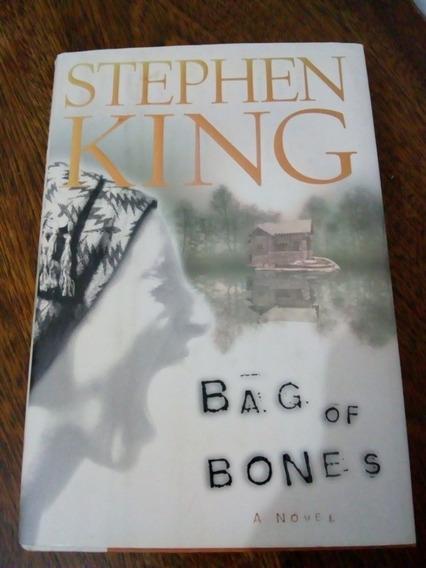 Livro Bag Of Bones Stephen King Em Inglês