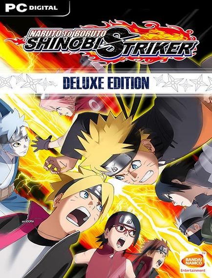 Naruto To Boruto Shinobi Striker Deluxe Pc - Steam Key