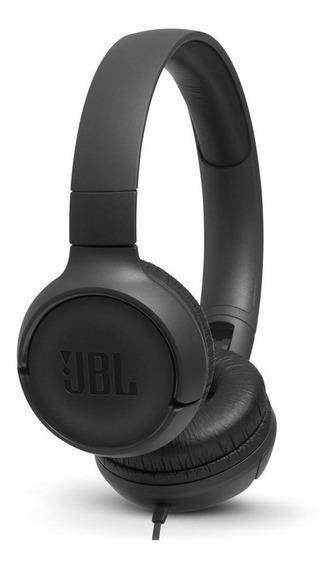 Fone De Ouvido Jbl Tune 500 Headphone Original Com Fios
