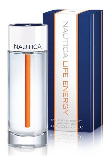 Nautica Life Energy 100 Ml Eau De Toilette De Nautica