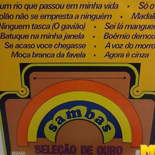 Sambas Seleção De Ouro 1974 Lp Benito De Paula Noriel Vilela