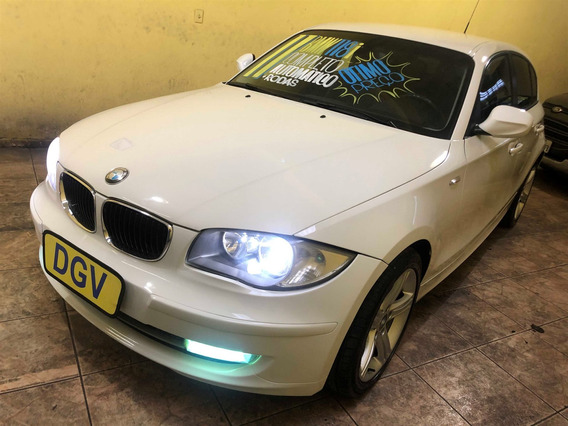 Bmw 118i 2.0 Top Hatch 16v Gasolina 4p Automático