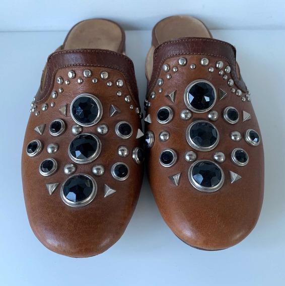 Zapatos Con Piedras Jazmin Chebar