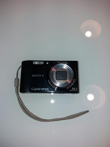 Câmera Sony Cyber Shot Dsc W370 14.1 Mp 7x Optical Zoom