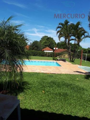 Chácara Com 2 Dormitórios À Venda, 2650 M² Por R$ 750.000,00 - Panorama Parque - Bauru/sp - Ch0097