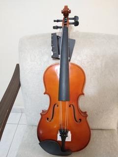 Viola De Arco Jahnke 4/4 Nº 42 Maple - Estudante