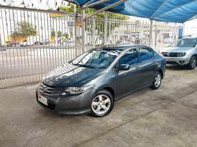 Honda City 1.5 Lx 16v Flex 4p Aut 2012