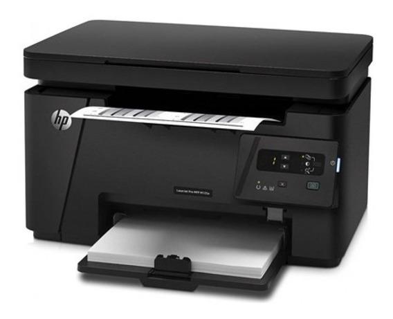 Impressora Hp M125a Com Toner Revisada Ok Muito Nova