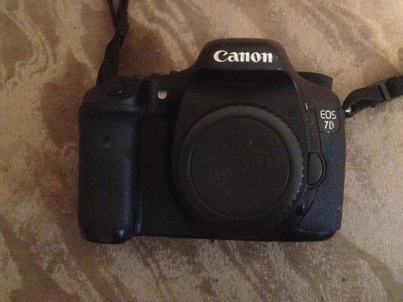 Camara Canon 7d Negociable