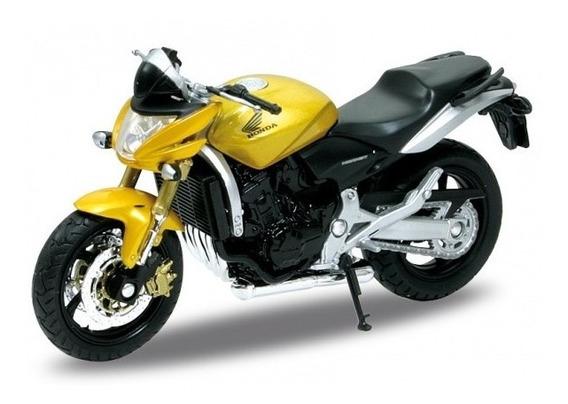 Moto Welly - Honda Hornet - Escala 1:18