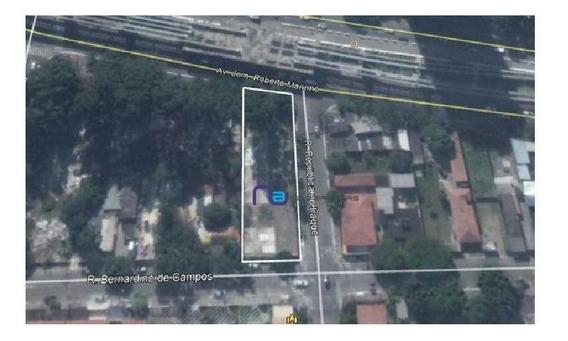 Excelente Terreno Comercial 1178m² Campo Belo - Te0132