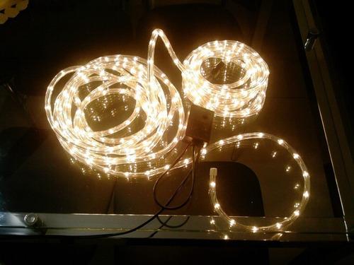 Luces Navidad Manguera  Led 20 Mts Decoracion Matrimonio