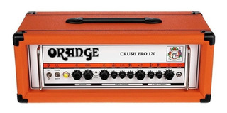 Cabezote De Guitarra 120w Orange Cr120h