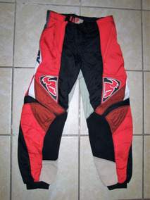 Pantalon Motocross Enduro Cuatrimoto Thor Niño T-26