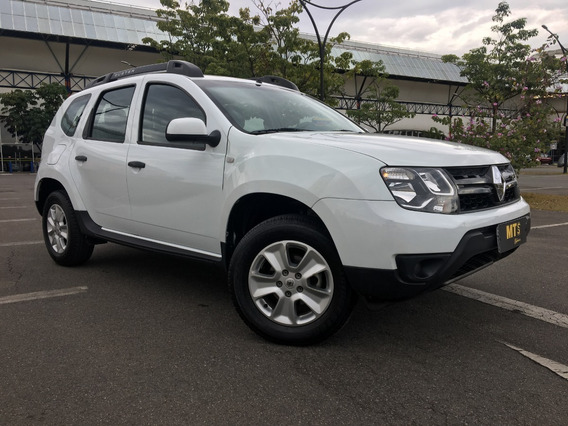 Renault Duster 1.6 Expression Automatica 2018 Com Kit Gás