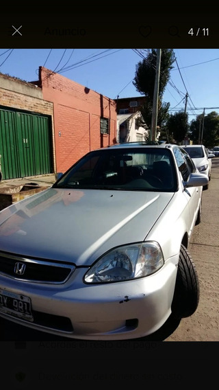 Honda Civic 1.6 Ex At 2000