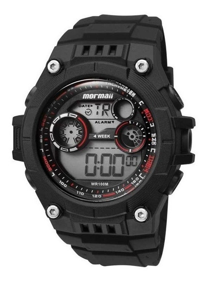 Relógio Mormaii Masculino Mo9000a/8r