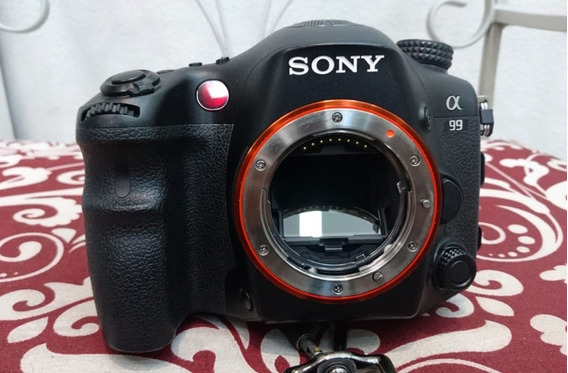 Camera Dslr Sony Alpha Slt A99 ( A99 )