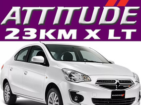 Dodge Attitude Sxt Mt 3cil 1.2l Ac 5vel 76hp Elect Touch Arh