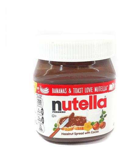 Imagen 1 de 2 de Nutella Ferrero 371g