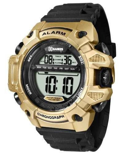 Relógio Xgames Masculino Digital Xmppd399 Bxpx Dourado