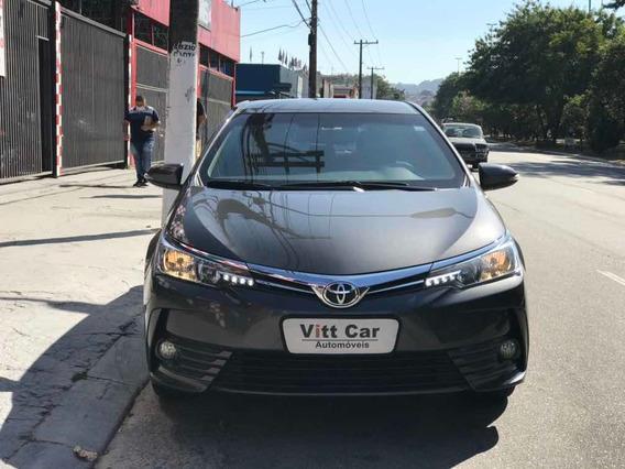 Toyota Corolla Automatico 2018 2.0 Xei Flex Blindado N Iii