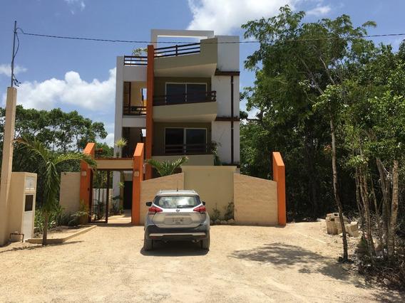 Hi Tulum , 3 Excelentes Apartamentos Nuevos. For Sale