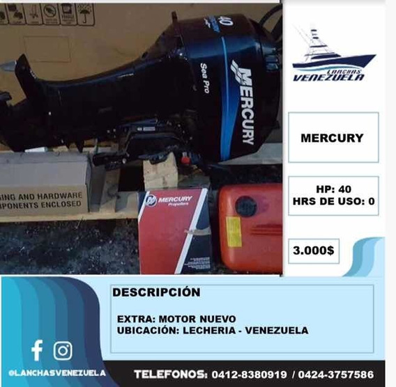 Motor Mercury 40 Hp Lv121