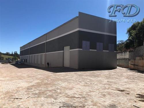 Imagem 1 de 5 de Galpões Industriais Para Alugar  Em Mairiporã/sp - Alugue O Seu Galpões Industriais Aqui! - 1466211