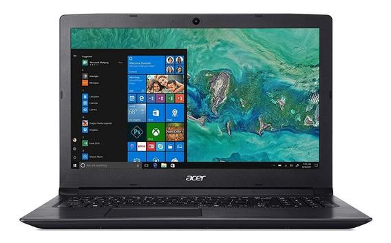 Notebook Acer Aspire 3 Celeron N4000 4gb 500gb 15.6 Win10