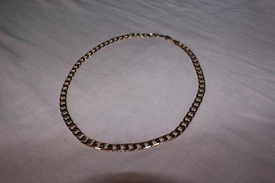 Corrente Masculina 50cm Banhado Ouro 18k (usado)