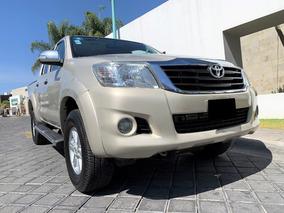 Toyota Hilux Sr Doble Cabina 4x2 2013