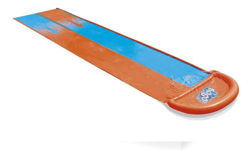 Pista Deslizante Doble Bestway Tobogan Inflable 4.88m - Rex