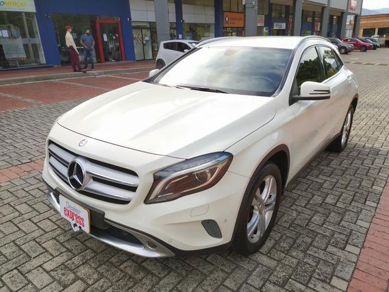 Mercedes-benz Clase Gla 200 1.6 T 2015