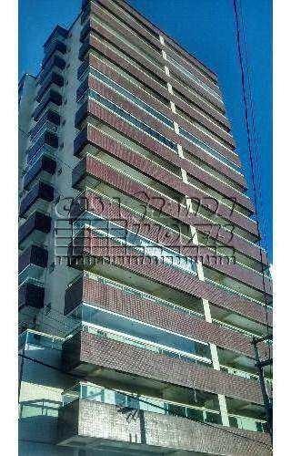Imagem 1 de 30 de Excelente Apartamento Em Praia Grande, Vila Caiçara - V5415