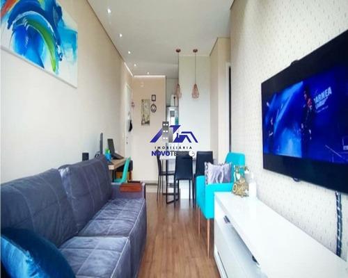 Imagem 1 de 20 de Apartamento A Venda Em Barueri Com 2 Dorms E 1 Vaga - Ap00923 - 69233015