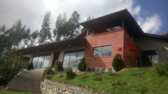 $500 Se Renta Casa En Challuabamba Semiamoblada