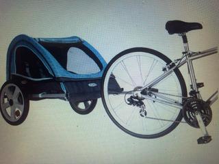 Vendo Trailer Para Bicicletas.