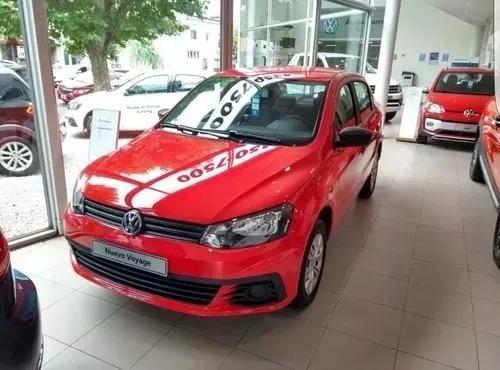 Vw Volkswagen Voyage Trendline 0km Pack Electrico Incluido