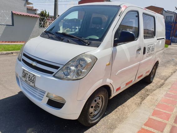 Chevrolet N200 Van Carga 5p Mt 2010